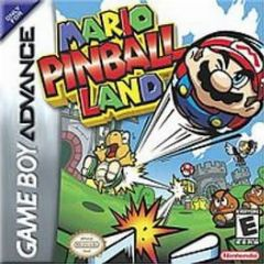 Cover Mario Pinball Land
