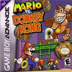 Cover Mario vs. Donkey Kong