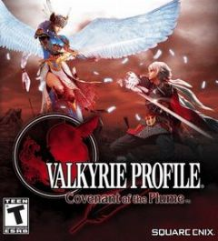 Cover Valkyrie Profile: Covenant of the Plume