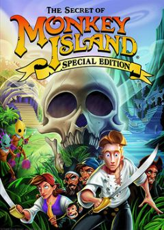 Cover The Secret of Monkey Island: Special Edition