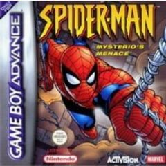 Cover Spider-Man: Mysterio's Menace