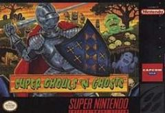 Cover Super Ghouls 'n Ghosts