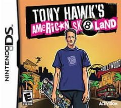 Cover Tony Hawk's American Sk8land