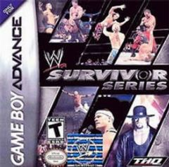 Cover WWE Survivor Series