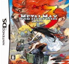 Cover Metal Max 3