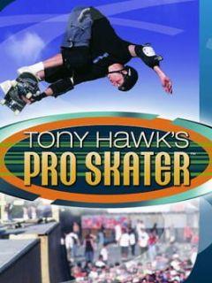 Cover Tony Hawk's Pro Skater