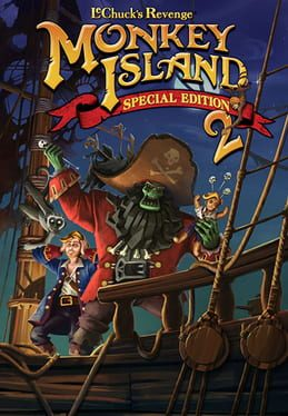 Cover Monkey Island 2 Special Edition: LeChuck's Revenge