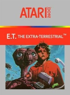 Cover E.T. the Extra-Terrestrial