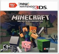 Cover Minecraft: New Nintendo 3DS Edition