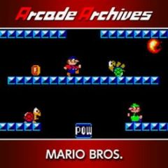 Cover Arcade Archives Mario Bros.
