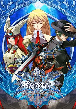 Cover BlazBlue: Continuum Shift