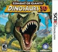 Cover Combat of Giants: Dinosaurs 3D
