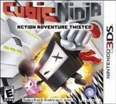 Cover Cubic Ninja