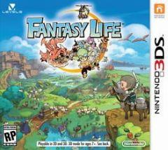 Cover Fantasy Life