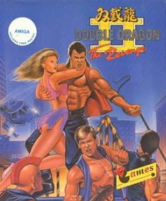 Cover Double Dragon 2: The Revenge