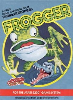 Cover Frogger