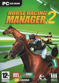 Cover Horse Racing Manager 2