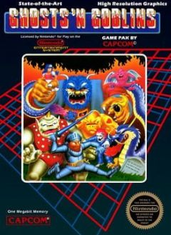 Cover Ghosts 'n Goblins