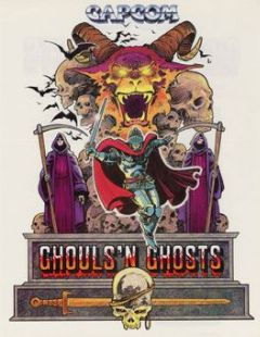 Cover Ghouls 'n Ghosts