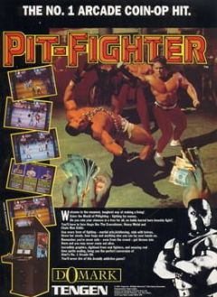 Cover Pit Fighter