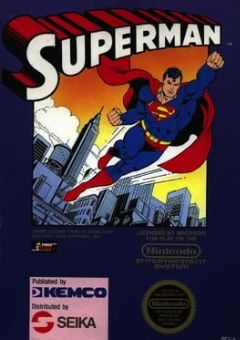 Cover Superman