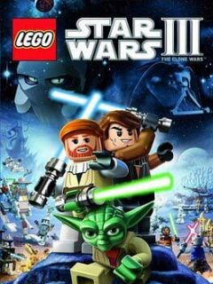 Cover LEGO Star Wars III: The Clone Wars