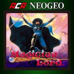 Cover ACA NEOGEO MAGICIAN LORD