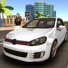 Cover Crime Car Driving Simulator