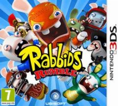 Cover Rabbids Rumble
