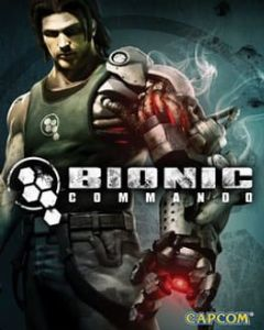 Cover Bionic Commando