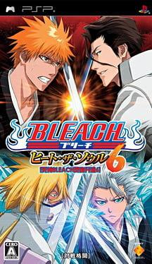 Cover Bleach: Heat the Soul 6