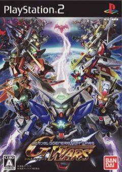 Cover SD Gundam G Generation Wars