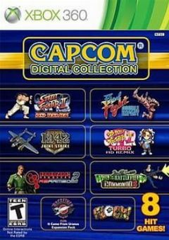 Cover Capcom Digital Collection