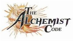 Cover The Alchemist Code