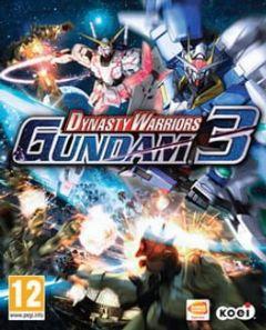 Cover Dynasty Warriors: Gundam 3