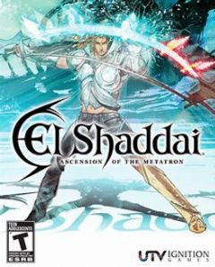 Cover El Shaddai: Ascension of the Metatron