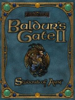 Cover Baldur's Gate II: Shadows Of Amn