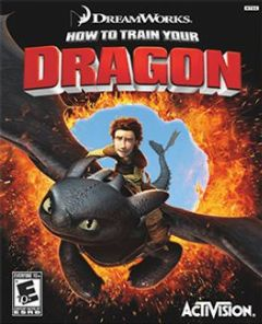 Cover How to Train Your Dragon