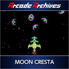 Cover Arcade Archives MOON CRESTA