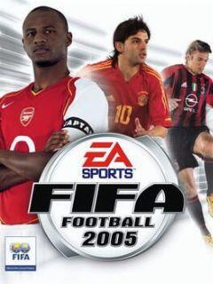 Cover FIFA Football 2005