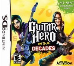 Cover Guitar Hero On Tour: Decades