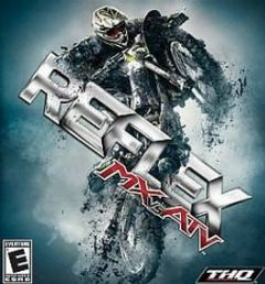 Cover MX vs. ATV Reflex