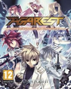 Cover Record of Agarest War