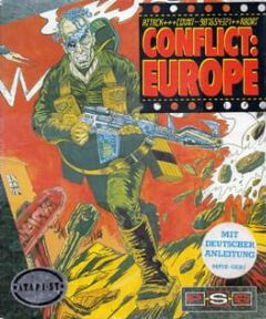 Cover Conflict: Europe