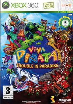Cover Viva Piñata: Trouble in Paradise