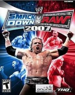 Cover WWE SmackDown vs. Raw 2007