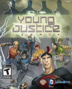 Cover Young Justice: Legacy