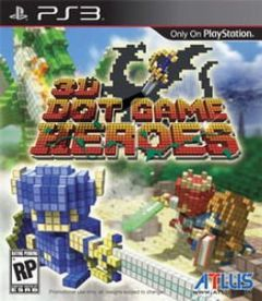 Cover 3D Dot Game Heroes