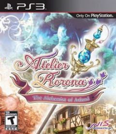 Cover Atelier Rorona: The Alchemist of Arland