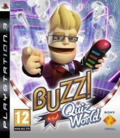 Cover Buzz!: Quiz World